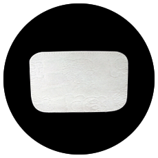 Rectangular Cotton Wipes
